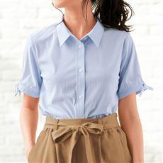 カットソーシャツ(半袖)(UVカット・抗菌防臭・吸汗速乾)■グラマー用サイズ有(胸のサイズで選べる)■