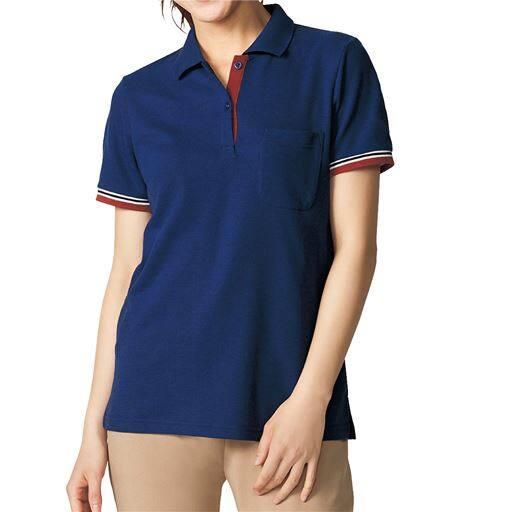 ポロシャツ(女性用)(吸汗速乾・抗菌防臭)