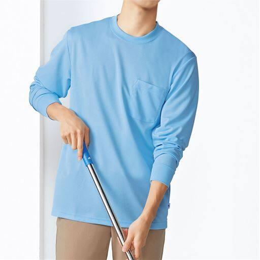 長袖Tシャツ(吸汗速乾)
