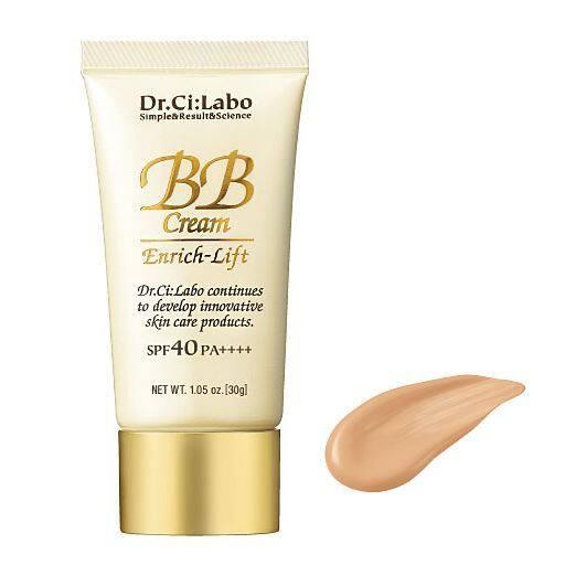 【ドクターシーラボ】[BBクリーム]美容液成分85%で素肌をカバー! スキンケア感覚のBBクリーム