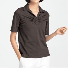 綿100%襟付きTシャツ(半袖)