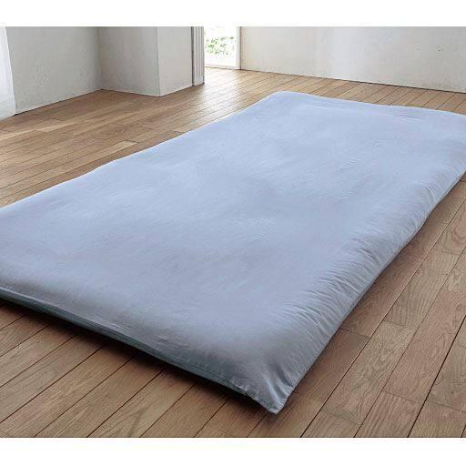 敷き布団カバー「丈夫でしっかり」綿ツイル