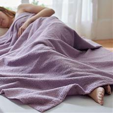お昼寝タオルケット(毛羽落ちしにくい)
