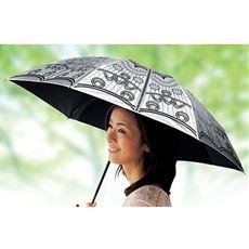遮光・涼感コンパクト日傘