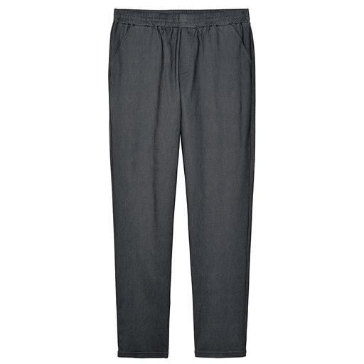 【GUNZE】【Tuche′HOMME】グンゼの男のレギパン!!よく伸びて驚くほど楽ちんなのに、テーパードシルエットできちんと見えるメンズのレギンスパンツ。ポケット付きもうれしいポイント