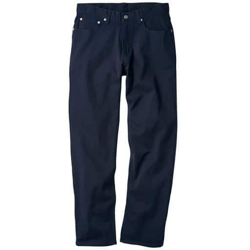 【進化した大定番パンツ】はき心地の良さはそのままに洗練度アップ!!ベーシックな5ポケットスタイルパンツ