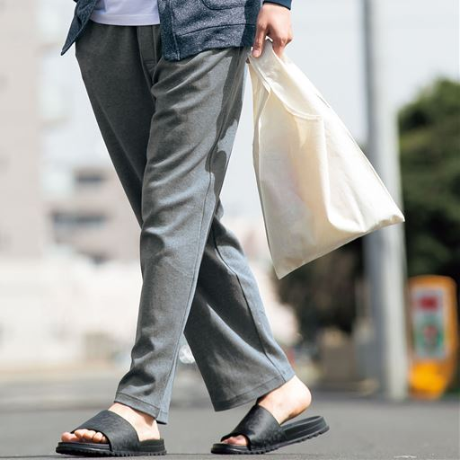 程よい厚みが心地よい!男の綿100%単品パンツ(パンツ前開き)