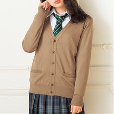 日本製ウールカーディガン(スクール・制服)