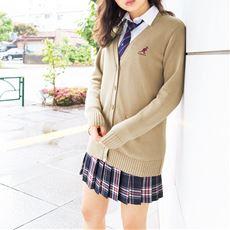 ランキング_カーディガン(KANGOL)(スクール・制服)