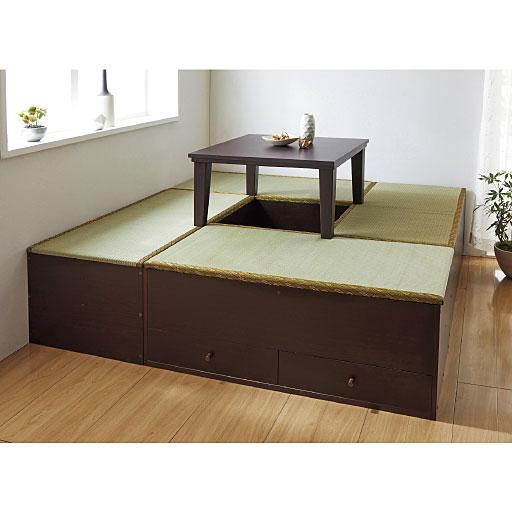 高床ユニット畳|セシール
