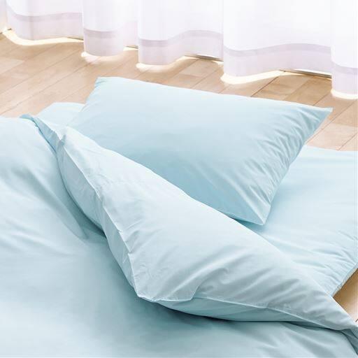 枕カバー(ホコリとダニを防ぐ)
