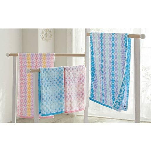 【今治産】抗菌防臭機能付き部屋干しタオル