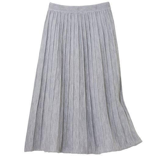 ニットスカート(静電防止)