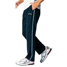 吸汗速乾機能付きメンズ ドライ・トレーニングパンツ(ケイパ)股下6丈展開 スポーツにも活躍するジャージパンツ
