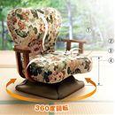 勝野式 回転ゴブラン座椅子の商品画像