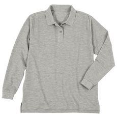 UVカットポロシャツ(長袖)(S~5L・洗濯機OK)