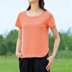 バンセルTシャツ・タンクトップ2点セット(吸汗速乾・UVカット・抗菌防臭・接触冷感)