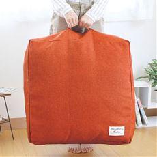 掛け布団がクッションになる布団収納袋
