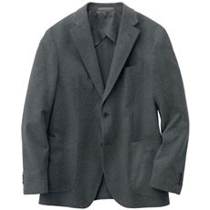 便利な多ポケットのテーラードジャケット