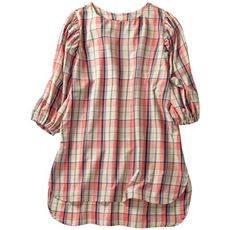 UVプルオーバーシャツ(UVカット)(7分袖)
