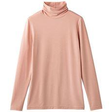 スマートヒートルーズネックTシャツ(静電気防止・吸湿発熱・吸汗速乾)