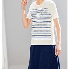 プリントTシャツ(半袖)(洗濯機OK)