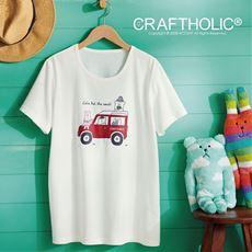 シンプル半袖Tシャツ(CRAFTHOLIC)