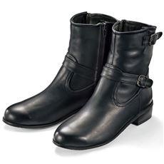 滑りにくいショートブーツ(防水・防滑)