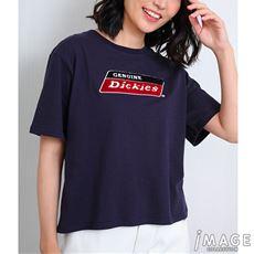 刺しゅうロゴTシャツ(ディッキーズ)
