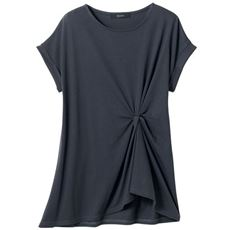 ねじりデザインTシャツ