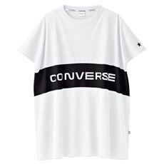 配色切替ビッグTシャツ(コンバース)
