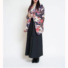 着付け簡単!袴セット(スクール・制服)