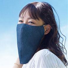 ブレスフリーUVワイドマスク(2枚組)