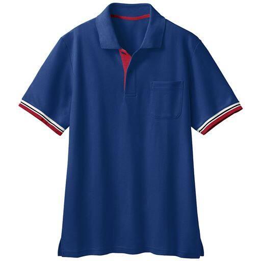 ポロシャツ(男性用)(吸汗速乾・抗菌防臭)