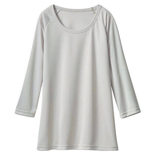 インナーTシャツ(男女兼用・S-3L・吸汗速乾)