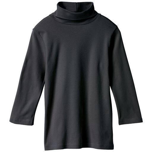 30%OFF【レディース】 UVカットルーズネックTシャツ(七分袖)(綿100%・2丈展開・洗濯機OK) ■カラー:サンドグレー ■サイズ:L-ロング,LL-ロング,M-ロング,S-レギュラー