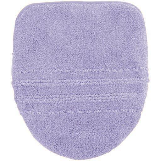 【単品販売】抗菌防臭トイレ用品(ふたカバー・トイレマット)の写真
