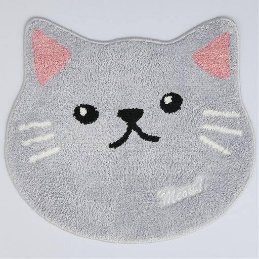 トイレマット(アニマル) ■カラー:ネコ) B(イヌの写真