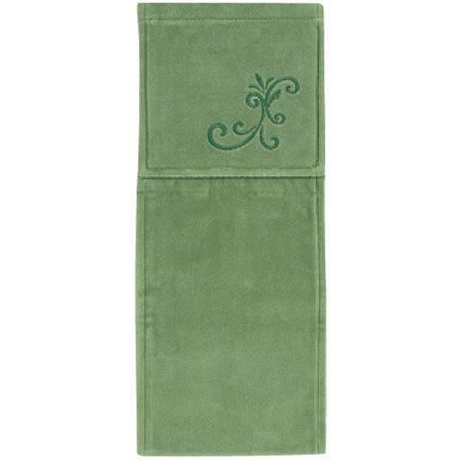ペーパーホルダーカバー(刺繍デザイン) ■カラー:グリーン系 ベージュ系 ラベンダー系 ホワイト系の写真