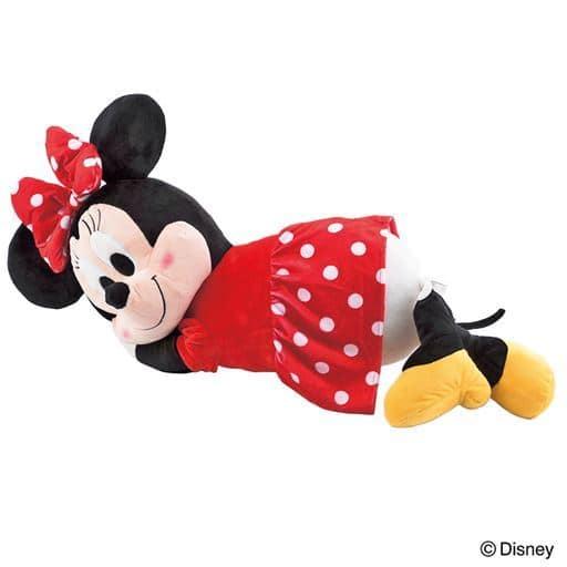 ディズニー添い寝枕の写真