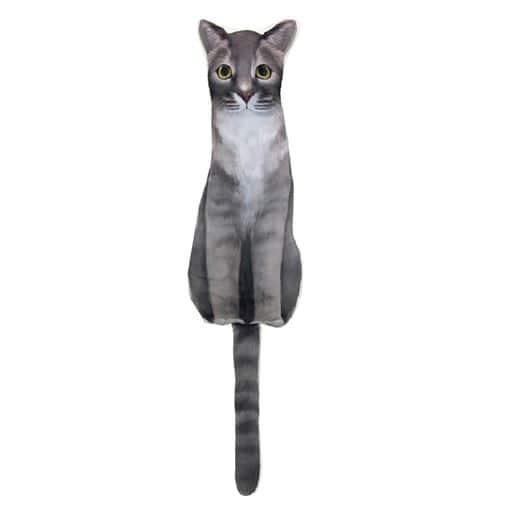 毛布・ケット収納袋(アニマル型) ■カラー:ネコ ■サイズ:Aの写真