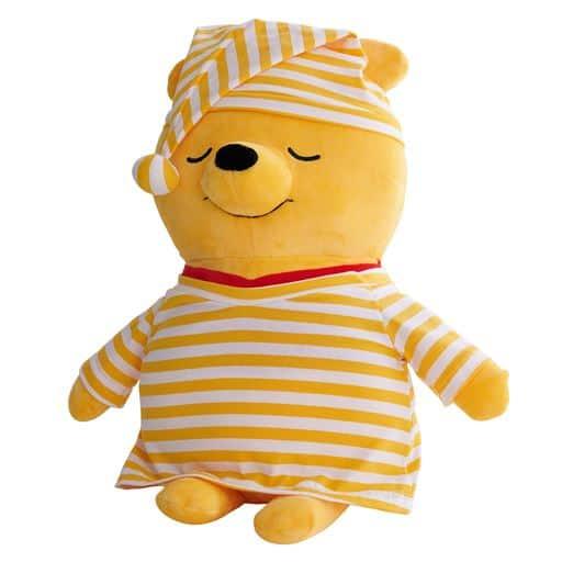 ディズニー 添い寝枕(パジャマコレクション) - セシール ■カラー:くまのプーさん) A(ミッキーマウス) B(ミニーマウス