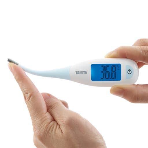 タニタ 電子体温計 - セシール