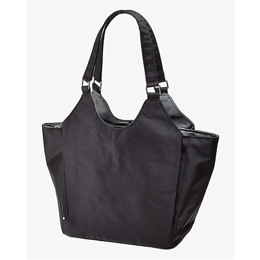 【レディース】 小振りな多機能手提げバッグ ■カラー:ブラック
