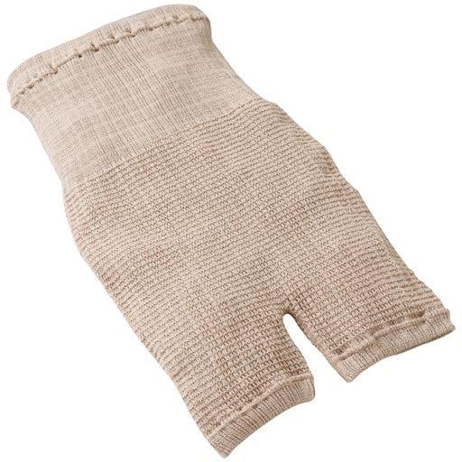 吸湿発熱繊維のびのびシルク入あったか腹巻パンツ