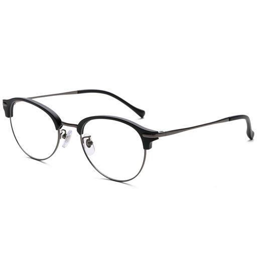 【レディース】 ピントグラス軽度レンズタイプ - セシール ■カラー:マットブラック