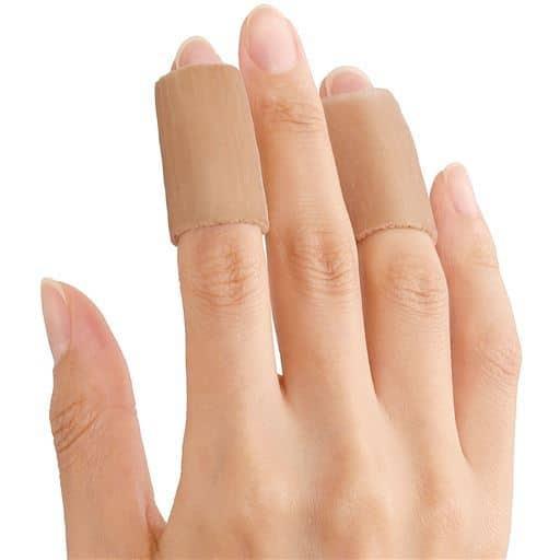 指関節まもりん内布タイプ(2個) - セシール