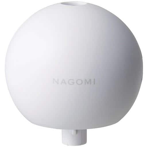 パーソナル加湿器NAGOMI - セシール ■カラー:ホワイト A(ダークウッド)