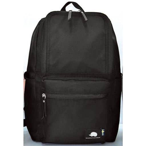 【レディース】 SF 10ポケットバッグ - セシール ■カラー:ブラック