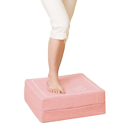体幹ぴょんぴょんホップステッパー - セシール ■カラー:ピンク ネイビー